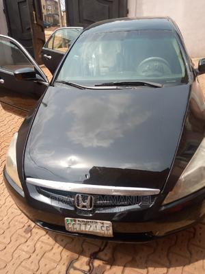 Honda Accord 2004 Coupe EX Black   Cars for sale in Anambra State, Onitsha