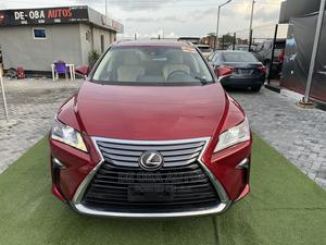 Lexus RX 2016 350 AWD Red   Cars for sale in Lagos State, Lekki