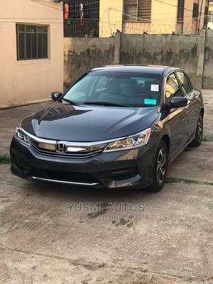 Honda Accord 2016 Gray   Cars for sale in Oyo State, Ibadan