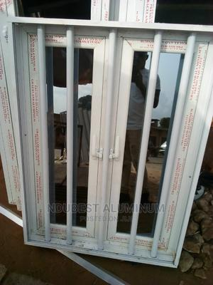 4 Fit by 4 Fit Casement Windows With White Protector | Windows for sale in Anambra State, Onitsha