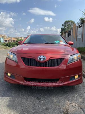 Toyota Camry 2008 Red   Cars for sale in Lagos State, Ogba