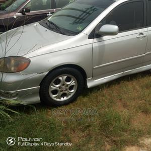 Toyota Corolla 2007 S Silver | Cars for sale in Imo State, Owerri