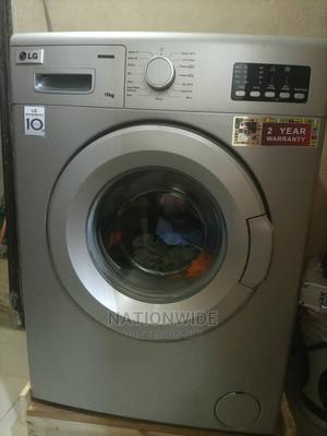 LG 10kg Washing Machine With Pure Coper   Home Appliances for sale in Lagos State, Ojo