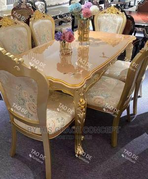 Executive Royal Dinning Table | Furniture for sale in Lagos State, Ojo