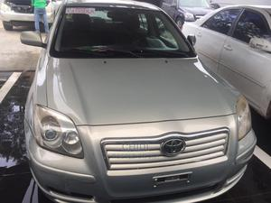 Toyota Avensis 2007 Silver   Cars for sale in Lagos State, Ikeja
