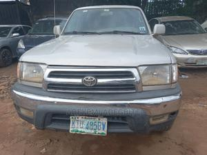 Toyota 4-Runner 2000 Silver | Cars for sale in Lagos State, Alimosho