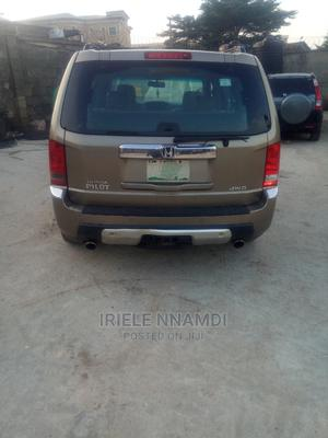 Honda Pilot 2011 Brown   Cars for sale in Lagos State, Isolo