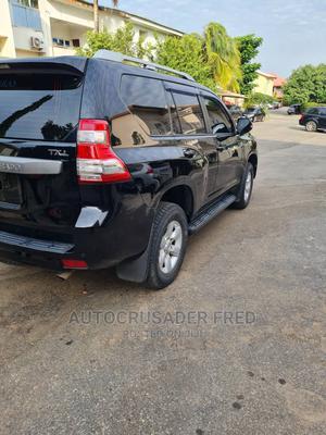 Toyota Land Cruiser Prado 2014 VX Black | Cars for sale in Abuja (FCT) State, Jabi