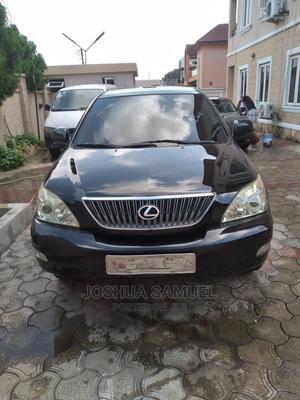 Lexus RX 2006 400h AWD Black | Cars for sale in Lagos State, Lekki