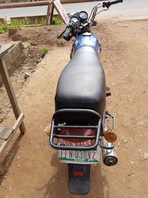 TVS Apache 180 RTR 2018 Blue | Motorcycles & Scooters for sale in Ekiti State, Ado Ekiti