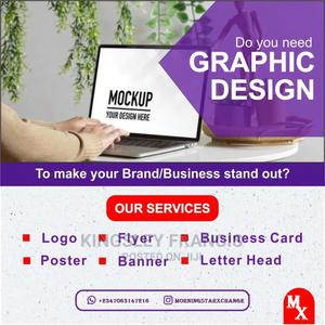 For Your Graphic Design,Flyers   Printing Services for sale in Lagos State, Ikeja