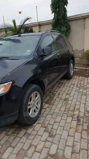 Ford Edge 2008 SE 4dr FWD (3.5L 6cyl 6A) Black | Cars for sale in Abuja (FCT) State, Gwarinpa