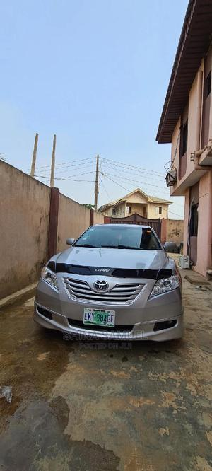Toyota Camry 2007 Silver | Cars for sale in Lagos State, Ifako-Ijaiye