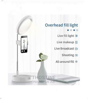 Desktop Mobile Phone Ring Light   Accessories & Supplies for Electronics for sale in Lagos State, Ikeja