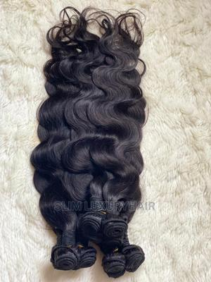 24inches Body Wave  Human Hair   Hair Beauty for sale in Lagos State, Lekki