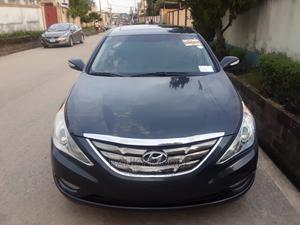 Hyundai Sonata 2011 Black   Cars for sale in Lagos State, Gbagada