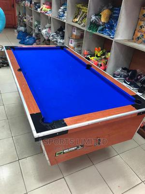 Local Made Snooker Board | Sports Equipment for sale in Lagos State, Ikeja