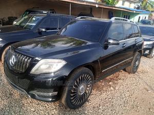 Mercedes-Benz GLK-Class 2013 350 4MATIC Black | Cars for sale in Lagos State, Ojodu
