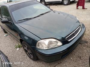 Honda Civic 1999 DX 2dr Hatchback Green | Cars for sale in Kaduna State, Kaduna / Kaduna State
