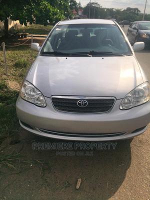 Toyota Corolla 2007 Silver | Cars for sale in Oyo State, Ibadan