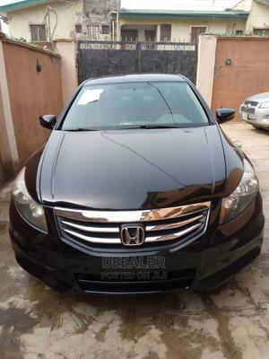 Honda Accord 2010 Sedan EX V-6 Black   Cars for sale in Lagos State, Isolo