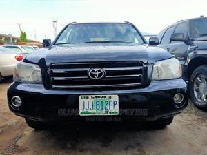 Toyota Highlander 2007 Limited V6 4x4 Black | Cars for sale in Lagos State, Ifako-Ijaiye