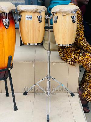 Premier Mini Conga Pair With Stand   Musical Instruments & Gear for sale in Lagos State, Ojo