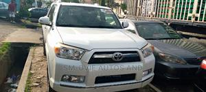 Toyota 4-Runner 2013 Limited 4X4 White | Cars for sale in Lagos State, Ikeja