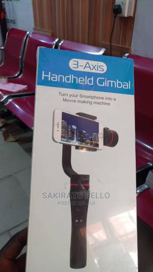 3-Axis Handheld Gimbal   Accessories for Mobile Phones & Tablets for sale in Lagos State, Ojo