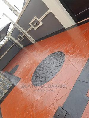 Stamping Floor and Interlock Floor | Building & Trades Services for sale in Lagos State, Ibeju