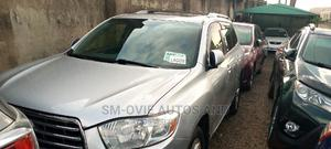 Toyota Highlander 2009 Limited 4x4 Silver | Cars for sale in Lagos State, Ikeja