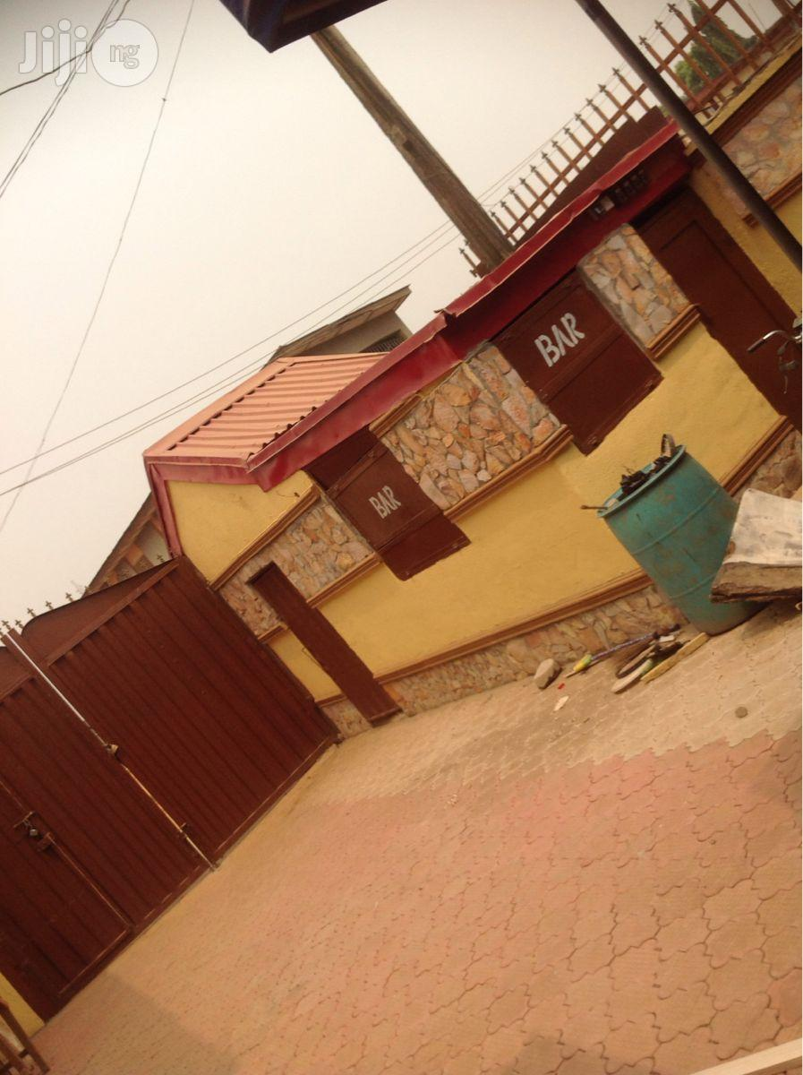 Functioning Event Center With Bar And 2 Bedroom Duplex | Event centres, Venues and Workstations for sale in Alimosho, Lagos State, Nigeria