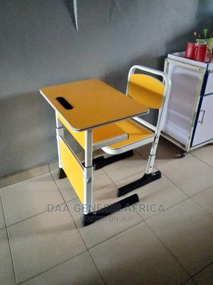 Uk Standard Student Chair and Table | Furniture for sale in Abuja (FCT) State, Asokoro
