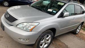 Lexus RX 2009 350 4x4 Silver | Cars for sale in Oyo State, Ibadan