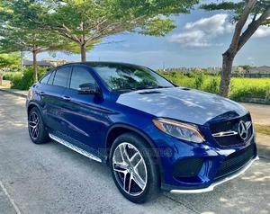 Mercedes-Benz GLE-Class 2017 Blue   Cars for sale in Lagos State, Ikoyi
