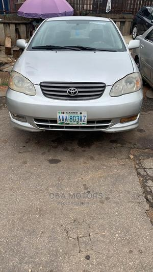 Toyota Corolla 2004 S Silver | Cars for sale in Oyo State, Ibadan