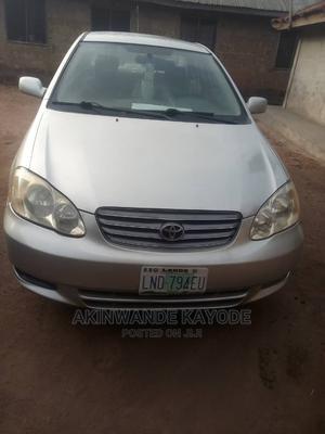Toyota Corolla 2004 Gold | Cars for sale in Oyo State, Oyo
