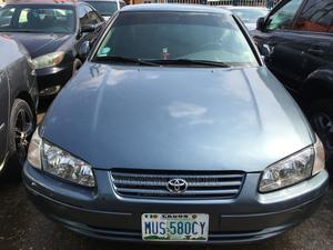 Toyota Camry 2000 Green   Cars for sale in Lagos State, Ifako-Ijaiye