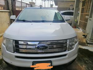 Ford Edge 2010 White | Cars for sale in Lagos State, Ojodu