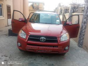 Toyota RAV4 2010 2.5 4x4 Red | Cars for sale in Lagos State, Amuwo-Odofin