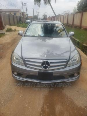 Mercedes-Benz C300 2008 Gray   Cars for sale in Lagos State, Ejigbo