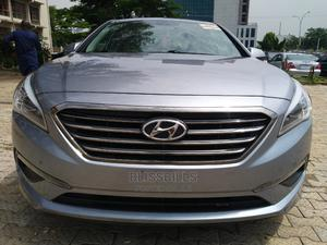 Hyundai Sonata 2015 Gray | Cars for sale in Abuja (FCT) State, Central Business Dis