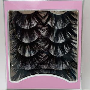 5d Human Hair Eyelashes   Makeup for sale in Lagos State, Egbe Idimu