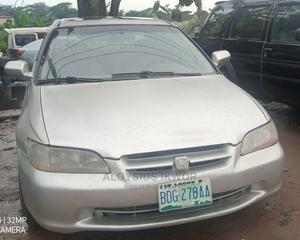Honda Accord 2000 Coupe Silver   Cars for sale in Lagos State, Isolo