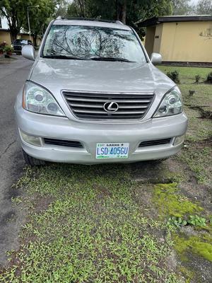 Lexus GX 2005 470 Sport Utility Gray | Cars for sale in Delta State, Warri