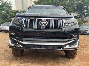 Toyota Land Cruiser Prado 2012 VX Black | Cars for sale in Abuja (FCT) State, Central Business District