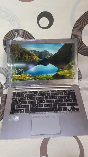 Laptop Asus ZenBook UX31A 4GB Intel Core I7 SSD 256GB   Laptops & Computers for sale in Lagos State, Ikeja