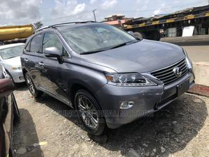 Lexus RX 2014 Gray   Cars for sale in Lagos State, Amuwo-Odofin