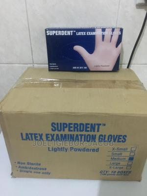 Latex Gloves   Medical Supplies & Equipment for sale in Abuja (FCT) State, Gwarinpa