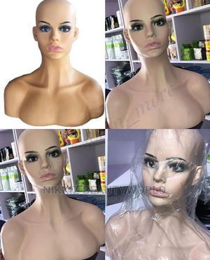 Wig Tools Mannequin Head | Salon Equipment for sale in Lagos State, Lagos Island (Eko)